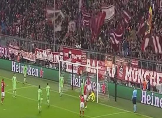 بالفيديو: فوز سهل لبايرن ميونخ على ضيفه أيندهوفن