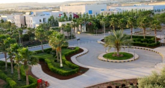 جامعة الشرق الأوسط توفر خدمة الإرشاد للطلبة المستجدين