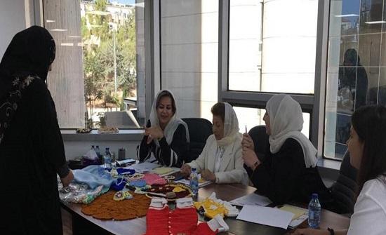 اللجان المختصة تنهي تقييمها لطلبات الاشتراك في معرض بنت بلادي الأول