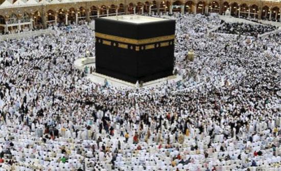 بدء تفويج الحجاج الأردنيين القادمين برا إلى مكة المكرمة