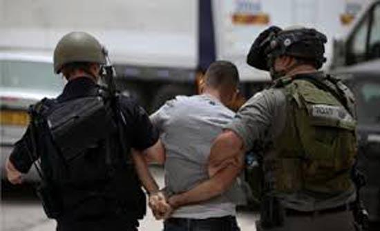 الاحتلال يعتقل شابًا على حاجز في جنين