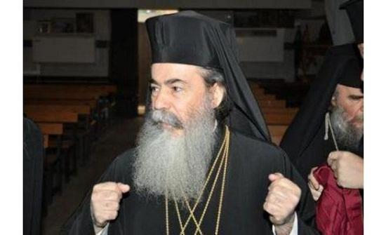 """البطريرك ثيوفيلوس: الحكم في قضية باب الخليل بالقدس اعتداء خطير """" تفاصيل المؤتمر """""""
