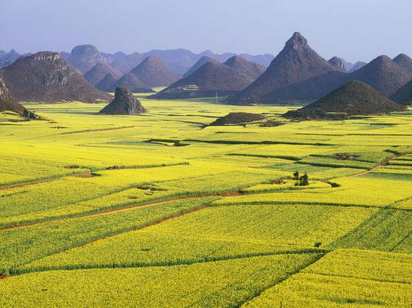 صور: أكثر الأماكن الملونة على الأرض 2cf96b21426efad7ad3fb8d0fc10f775