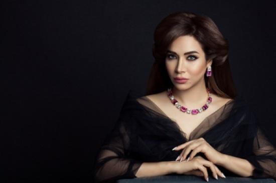 لجين عمران وميساء مغربي في حفل إفطار حاكم دبي – بالفيديو