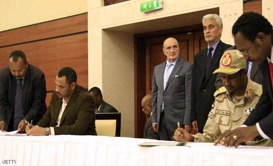 """السودان يترقب اجتماع """"اللمسات الأخيرة"""""""