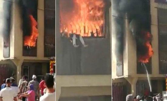فيديو: ردود فعل غاضبة على وفاة طفلة حرقًا وسط تأخر رجال الإطفاء في المغرب