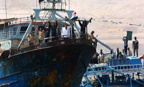 غرق 4 صيادين مصريين قبالة سواحل ليبيا