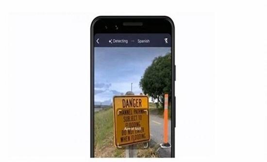 """خدمة مطوّرة من """"غوغل"""".. كاميرا تترجم لكم ما تريدون!"""