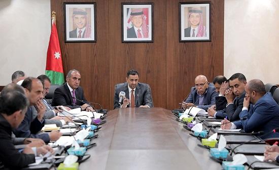 """""""النقل النيابية"""" تبحث عددا من القضايا المتعلقة بأمانة عمان"""