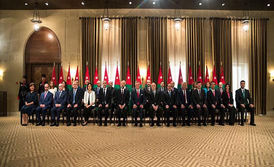 وزراء حكومة الرزاز.. بالاسماء والصور
