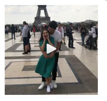 """بالفيديو - شاهدوا نجمة """"آراب آيدول"""" بأي طريقة اعلنت حملها بطفلها الأول!"""