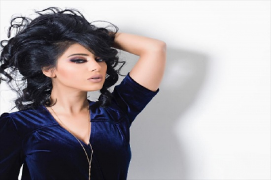 صور: سعودي يحرر شيكاً بـ 7 ملايين ريال عرض زواج للفنانة شيلاء سبت