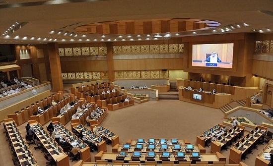 رفع تمثيل المرأة بالمجلس الوطني الإماراتي للنصف