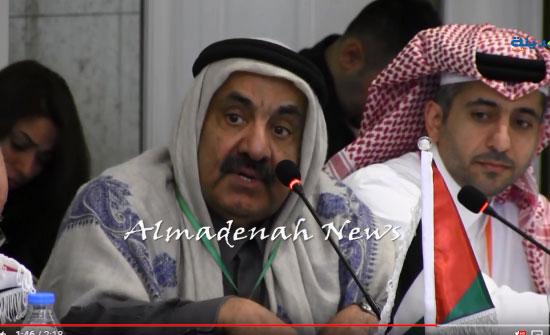 بالفيديو : تسجيل لمداخلة  قطر في لجنة المرأة في الاتحاد البرلماني العربي