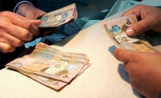 69% مديونية الأفراد في الأردن نسبة الى دخلهم