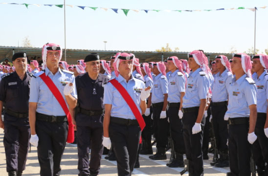 مدير الأمن العام يرعى حفل تخريج كوكبة من مستجدي الأمن العام