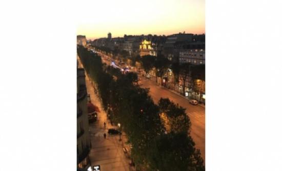 """مقتل شرطي بهجوم """"إرهابي"""" في باريس"""