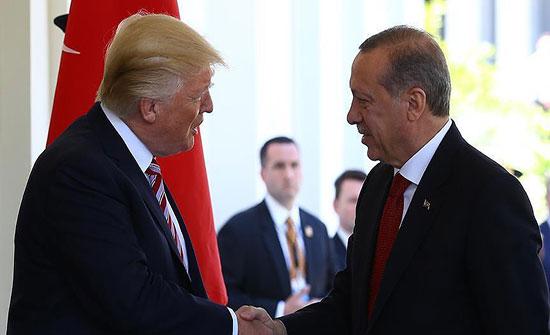أردوغان وترامب يتفقان على  ضمان تنسيق فعال أكثر في سوريا  - المدينة نيوز