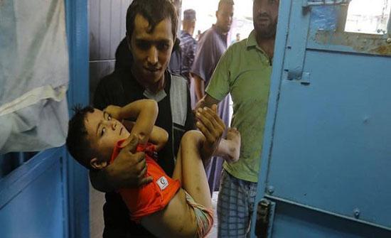 الرئيس يجري اتصالات مكثفة لوقف التصعيد الإسرائيلي على قطاع غزة