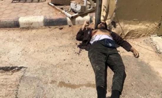 داعش تعلن مسؤوليتها عن هجوم المبنى الأمنى بمنطقة الرياض