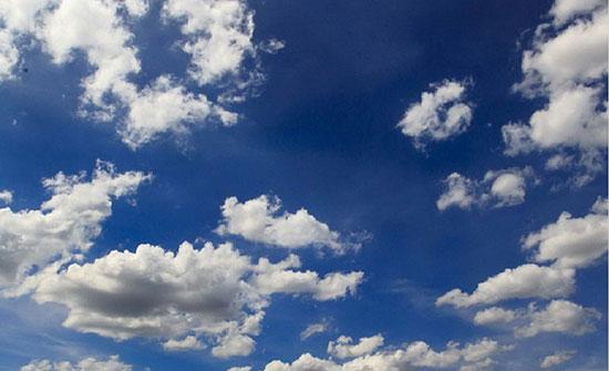 الحالة الجوية ليوم الخميس : درجات الحرارة تميل للانخفاض قليلأ