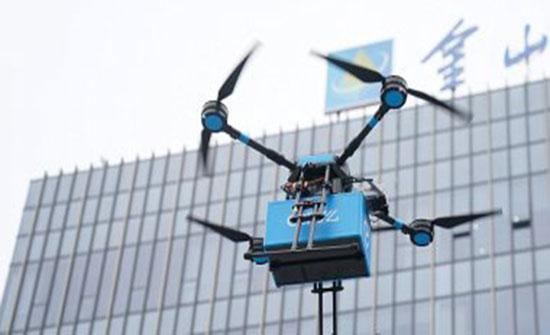 DJI الأمريكية تستعد للكشف عن أول طائرة سباق بدون طيار