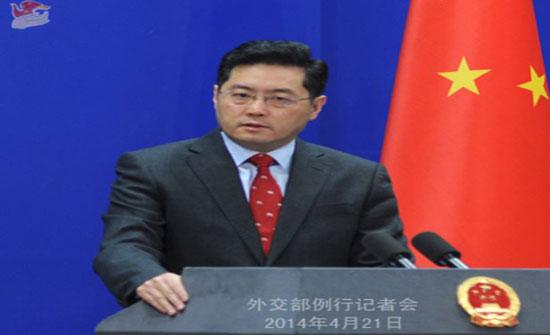 الصين: نأمل أن لا تؤثر إقالة تيلرسون على المحادثات مع كوريا الشمالية
