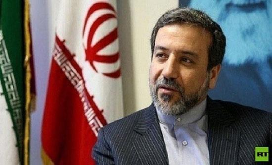 عراقجي: نمتلك أدلة دامغة على اختراق الطائرة الأمريكية أجواء إيران