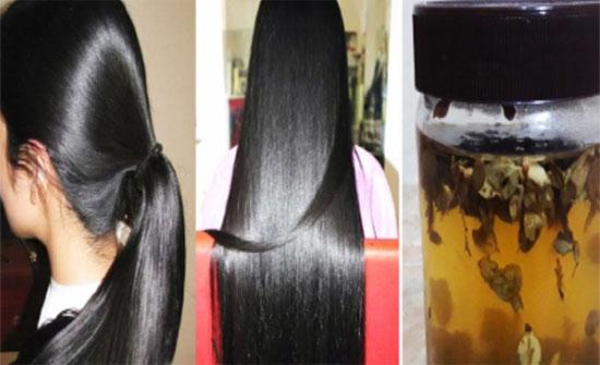 الخلطة السحرية لتطويل الشعر بسرعة .. سترين نتائجها في إسبوع واحد