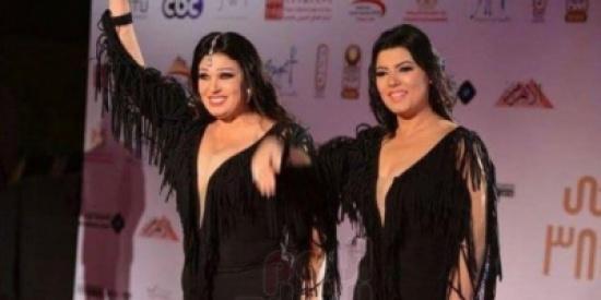 بالفيديو - فيفي عبده تثير ضجة بفستانها القصير.. وهذا ما فعلته بالملابس الرياضية