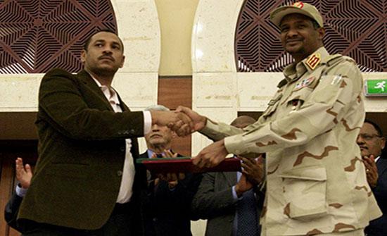 """قوى بارزة بالمعارضة السودانية ترفض الاتفاق مع """"العسكري"""""""