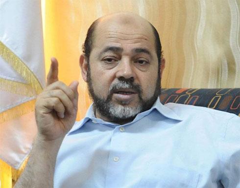 حماس تُوضِّح أسباب عدم مشاركتها باجتماع المركزي