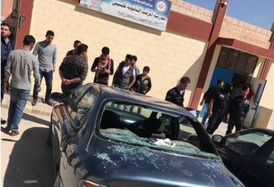 """القضاء يوقف المعتدين على مدرسة """"المرقب"""""""