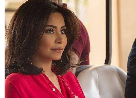 """شاهدوا فنانة مصرية تنشر صورة شيرين بملابس النوم: """"الصورة الأولى من الفندق في شهر العسل"""""""