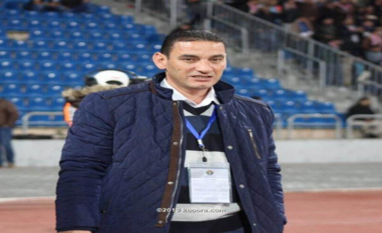 مدرب شباب الأردن يختار 23 لاعبًا لمعسكر الجزائر