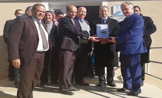 """رئيس جامعة الحسين رعى حفل توزيع """"كسوة الشتاء"""""""