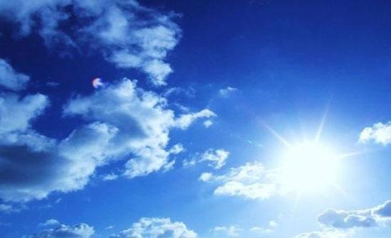 ارتفاع على درجات الحرارة ليوم الاربعاء