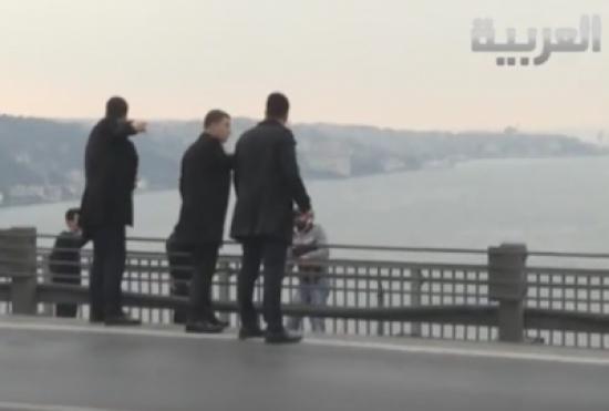 شاهد /  أردوغان ينقذ حياة شاب حاول الانتحار