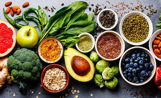 نظام غذائي لمرضى السكر .. وخيارات للوجبات اليومية الثلاث