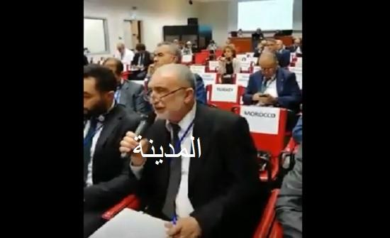 بالفيديو :  الوحش يرفض قبول إسرائيل كعضو في الأسواق المشتركة بين الدول