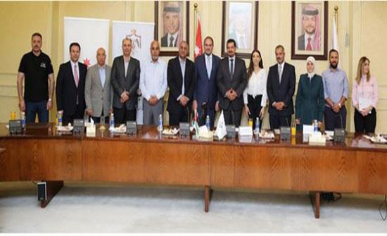 وزارة الشباب توقع عددا من الاتفاقيات للتدريب والتمكين