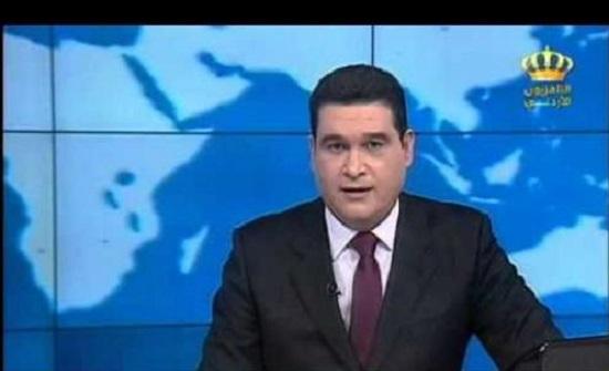 الكردي يعود لتقديم نشرة الاخبار الرئيسية على الشاشة الوطنية