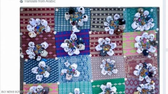 اليكم قصة صورة 'الإفطار العماني' الأنيق!
