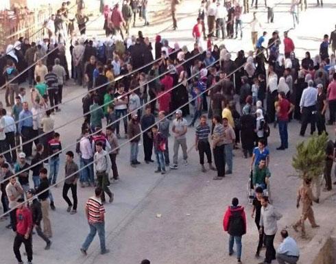 النظام السوري يهجر ثلاثة آلاف من معضمية الشام