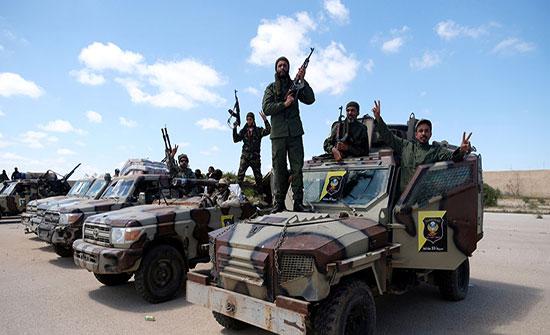 """أول توضيح من الجيش الليبي بشأن """"ساعة الصفر"""""""