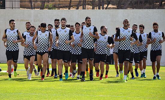 المنتخب الوطني يعالج أخطاء مباراة البحرين ويبدأ التحضير للقاء الكويت