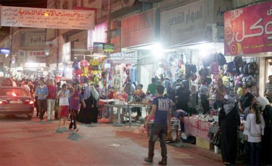 حركة شرائية نشطة بأسواق المحافظات قبيل عيد الاضحى
