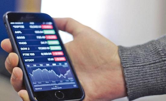 11.86 مليون دينار قيمة الحركات المالية عبر الهاتف النقال بآذار