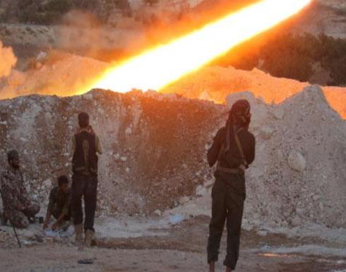 معركة بريف حماة نصرة للغوطة