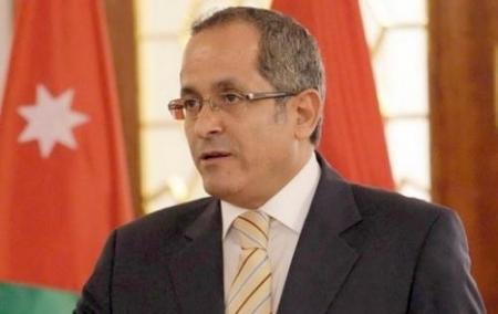 السفير العايد يقدم اوراق اعتماده للرئيس السيسي